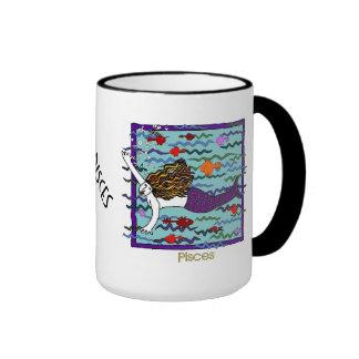 Pisces Mugs