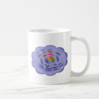 Pisces Coffee Mugs