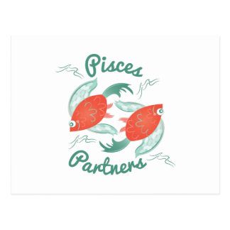 Pisces Partners Postcard