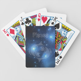 Pisces Poker Deck