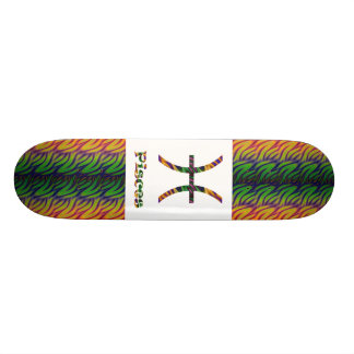 Pisces Psychedelic Skate Deck