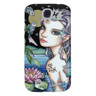 Pisces Samsung Galaxy S4 Cases