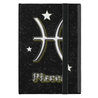 Pisces symbol iPad mini cover