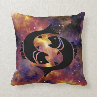Pisces The Fish Throw Cushion