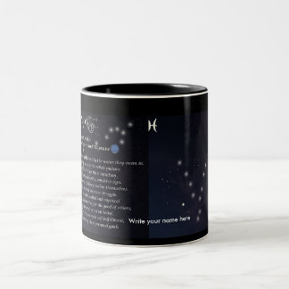 Pisces The Zodiac Collection Coffee Mugs