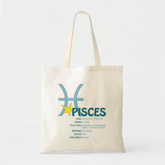 Pisces Traits Tote
