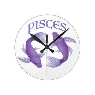 Pisces Wallclocks