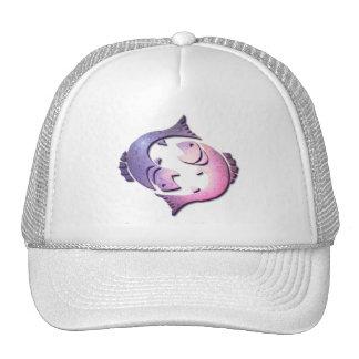 Pisces Zodiac Baseball Hat
