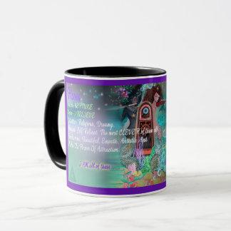 Pisces Zodiac Coffee Mug