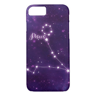 Pisces Zodiac Constellation Phone Case