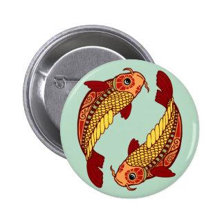 Pisces Zodiac - Fish Pin