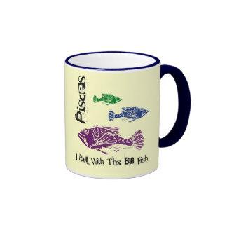 Pisces Zodiac Mug