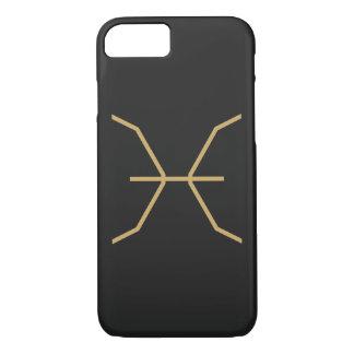 Pisces Zodiac Sign Basic iPhone 7 Case