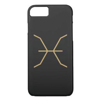Pisces Zodiac Sign Basic iPhone 8/7 Case