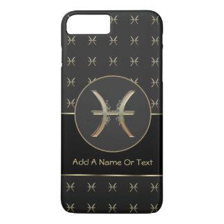 Pisces Zodiac Sign Personalized iPhone 8 Plus/7 Plus Case