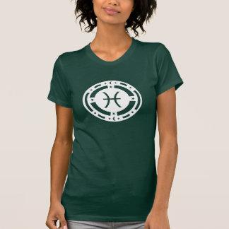 Pisces Zodiac Sign T Shirts