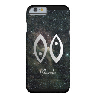 Pisces Zodiac Star Sign Universe Barely There iPhone 6 Case
