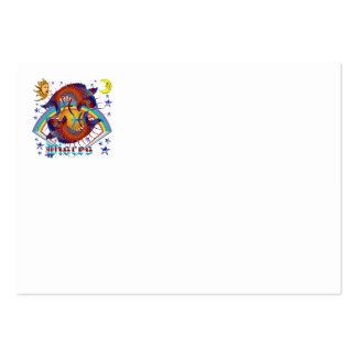 Pisces-Zodiac-V-1 Business Card