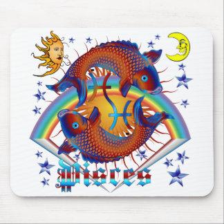 Pisces-Zodiac-V-1 Mousepad