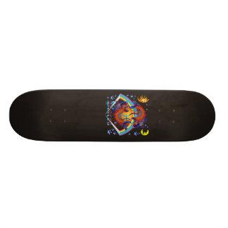 Pisces-Zodiac-V-1 Skate Boards