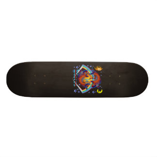 Pisces-Zodiac-V-1 Skateboard Decks