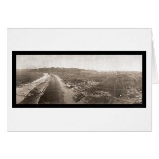 Pismo Beach, CA Photo 1906 Card