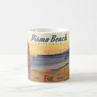 Pismo Beach Califorina Coffee Mug