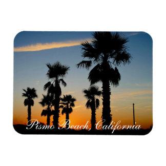 Pismo Beach, California Rectangular Photo Magnet