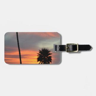 Pismo Beach Luggage Tag