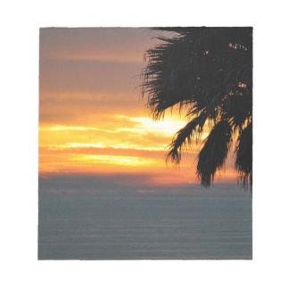 Pismo Beach Notepad