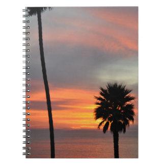 Pismo Beach Spiral Notebook