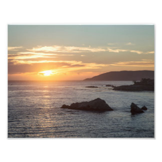 Pismo Beach Sunset print