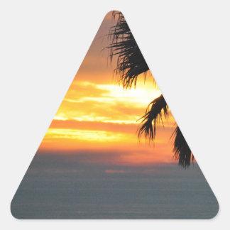 Pismo Beach Triangle Sticker