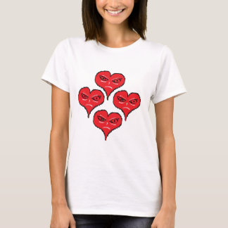 PISSED HEART T-Shirt