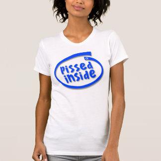 Pissed Inside T Shirt