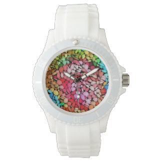 Pistachio Nut Whimsy Wrist Watches