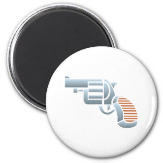 Pistol gun Colt pistol Magnets