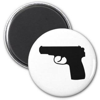 Pistol Fridge Magnets