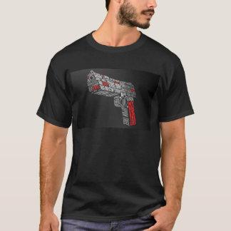 Pistol quote T-Shirt