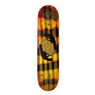 Pistol Target Skate Board Decks