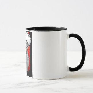 pistolera mug