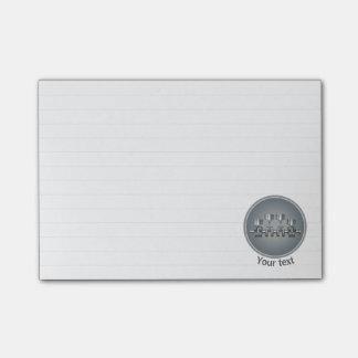 Piston Crankshaft Post-it® Notes