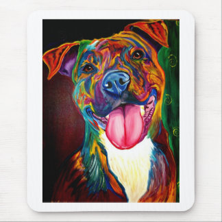 Pit Bull #2 Mouse Pad