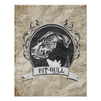 PIT BULL (2) POSTER