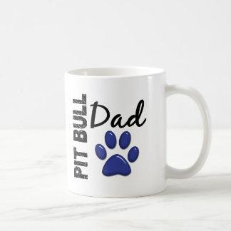 Pit Bull Dad 2 Mug