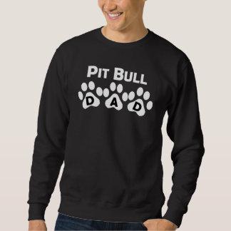 Pit Bull Dad Sweatshirt