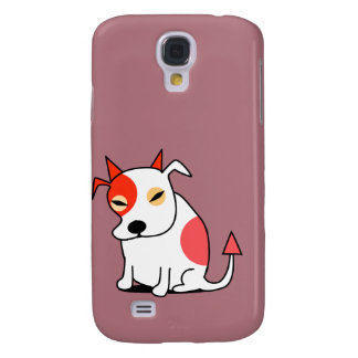 Pit Bull Devil Galaxy S4 Case