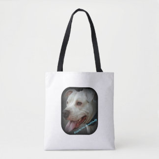 Pit bull Love Tote Bag