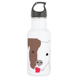 Pit Bull Lover 532 Ml Water Bottle