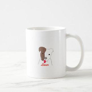Pit Bull Lover Coffee Mug